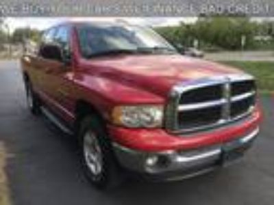 Used 2004 DODGE RAM 1500 QUAD For Sale