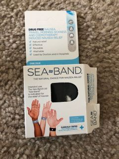Sea Bands for Nausea Relief
