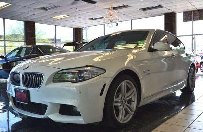 2011 BMW MDX 535i xDrive (Alpine White)