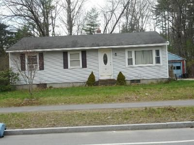 3 Bed 1.5 Bath Preforeclosure Property in Concord, NH 03303 - Village St