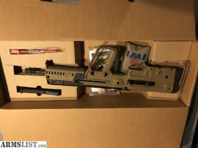 For Sale/Trade: IWI Tavor X95 FDE 5.56