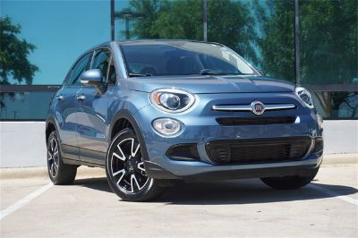 2017 Fiat 500X (Blue Sky Metallic)