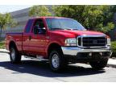 FORD F250 2002/NonSmoker