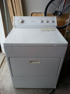 Whirlpool Supreme Dryer Heavy Duty Super Capacity