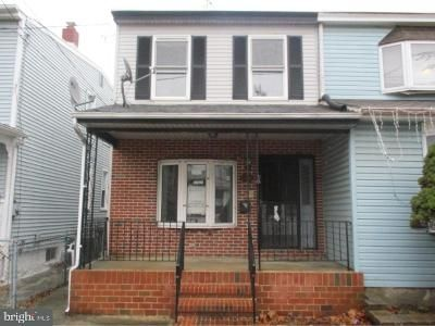 3 Bed 1 Bath Foreclosure Property in Gloucester City, NJ 08030 - Westminster St