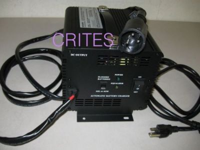 Find 48 Volt Golf Cart Club Car Battery Charger Powerdrive! motorcycle in Russellville, Arkansas, United States, for US $275.00