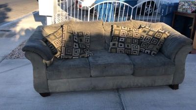 Matching Couch and arm chair