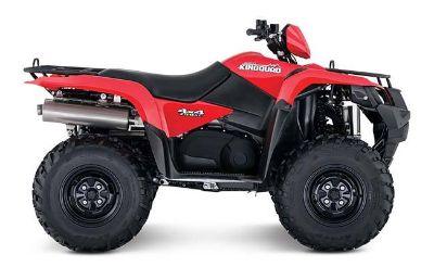 2018 Suzuki KingQuad 750AXi ATV Utility ATVs Wisconsin Rapids, WI