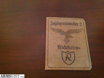 For Sale: nazi ww2 mauser