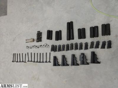 For Sale: LOTS of AR-15 parts