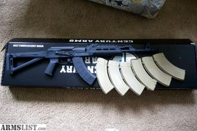 For Sale: C39V2 Ak Magpul +7 Mags