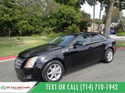 2008 Cadillac CTS 3.6L DI (Black)