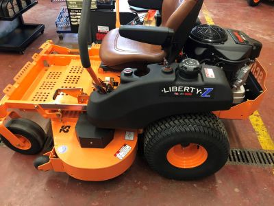 2018 SCAG Power Equipment Liberty Z (SZL52-23FR) Commercial Mowers Lawn Mowers Lancaster, SC