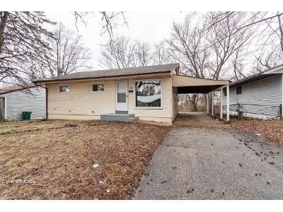 3 Bed 1 Bath Foreclosure Property in Saint Louis, MO 63137 - Ben Nevis Rd