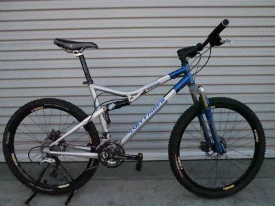 Gary Fisher Sugar 3 Full-Suspension Mountain Bike