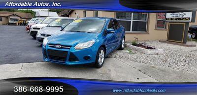 2014 Ford Focus SE (Blue)
