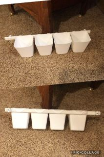 IKEA bar and containers