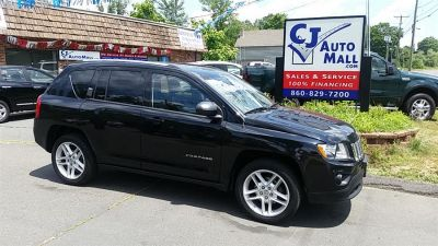 2012 Jeep Compass Limited (Black)