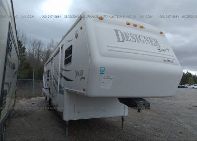 2001 JAYCO 5TH WHEEL
