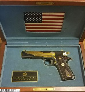 For Sale: 1911 Colt .45 American Eagle