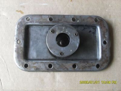 Buy USED ORIGINAL PORSCHE 356 912 OIL SUMP MAGNET COVER 61610103900 motorcycle in Altadena, California, United States, for US $75.00