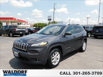 2016 Jeep Cherokee Latitude (Granite Crystal Metallic Clearcoat)