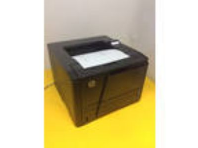 HP LaserJet Pro 400 M401dne Workgroup Laser Printer Only 635