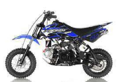 Dirt Bike 110 cc