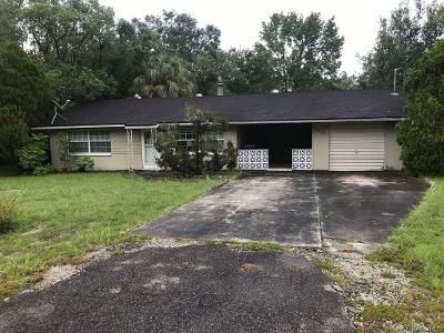 2 Bed 1 Bath Foreclosure Property in Dunnellon, FL 34431 - SW Nautilus Blvd