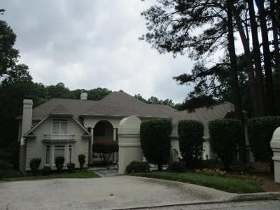 5 Bed 4 Bath Preforeclosure Property in Stone Mountain, GA 30087 - Silver Ridge Dr