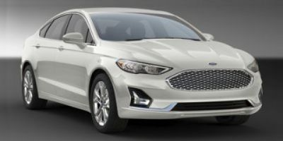 2019 Ford Fusion SE (Magnetic Metallic)