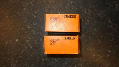 Find Timken bearings for an AMC SET 20 Jeep Chevrolet Ford Bronco Blazer Wrangler 4x4 motorcycle in Phoenix, Arizona, US, for US $10.00