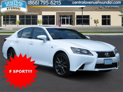 2015 Lexus GS 350 Base (Ultra White)