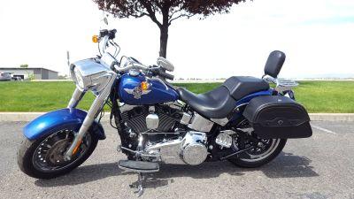 2015 Harley-Davidson Fat Boy Cruiser Motorcycles Meridian, ID