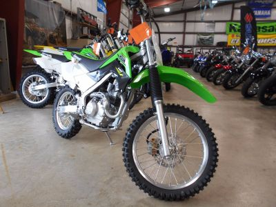 2018 Kawasaki KLX 140 Competition/Off Road Motorcycles Belvidere, IL