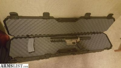 For Sale/Trade: .300Blk AR15 Pistol for sale/trade