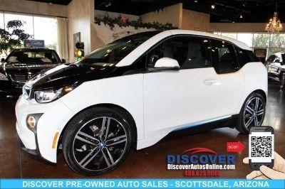 2014 BMW i3 Mega World Range Extender EV Rex