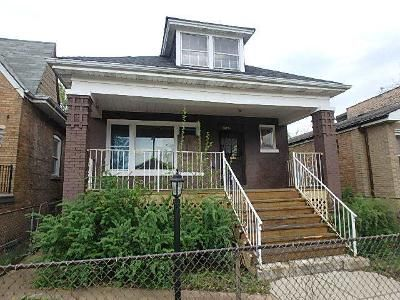 3 Bed 1 Bath Foreclosure Property in Chicago, IL 60620 - S Aberdeen St