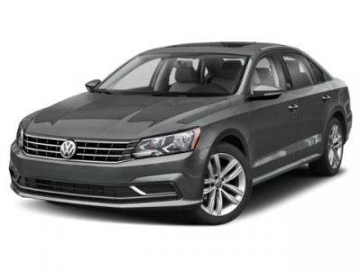 2019 Volkswagen Passat 2.0T Wolfsburg Editionition (DEEP BLACK)