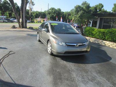 2008 Honda Civic LX (Gray)