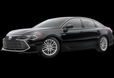 2019 Toyota Avalon Hybrid Limited (Midnight Black Metallic)