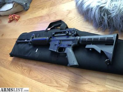 For Sale/Trade: Complete COLT m4 carbine upper