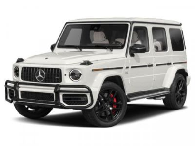 2019 Mercedes-Benz G-Class AMG G 63 (Obsidian Black Metallic)