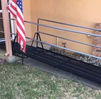 ADA Wheelchair Ramp