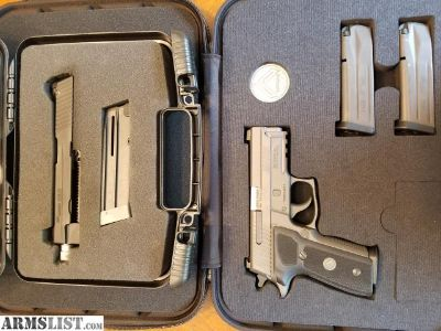 For Sale: Sig Sauer P229 Legion with .22 conversion kit