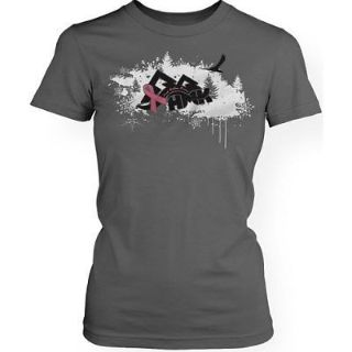 Sell HMK Women's Snowbird T-Shirt S, M, L, XL motorcycle in Tualatin, Oregon, United States, for US $15.00