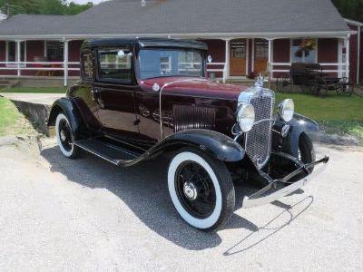 1931 Honda Odyssey EX-L (Maroon/blk)
