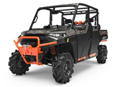 2019 Polaris Ranger Crew XP 1000 EPS High Lifter Edition Side x Side Utility Vehicles Cleveland, TX