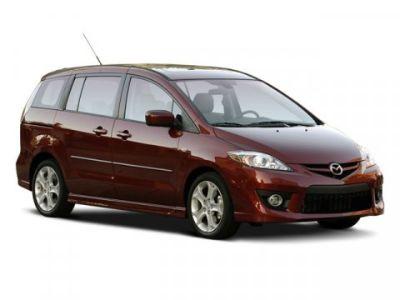 2008 Mazda Mazda5 Sport (Golden Sand)