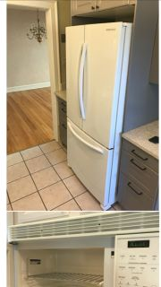 Refrigerator, Stove, Microwave and Dishwasher for Sale